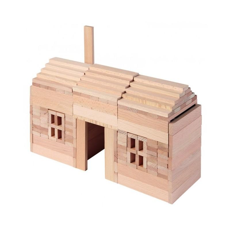 Construcciónes  naturales 200 piezas