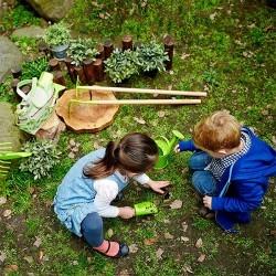 Bolsa de jardín con Herramientas
