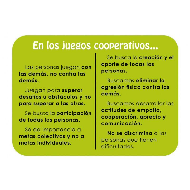 """Juego cooperativo """"El Chocolate Mágico"""""""