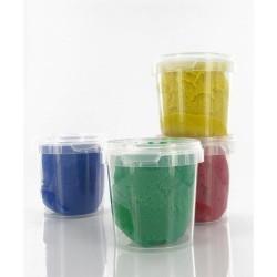 Plastilina y pasta de modelar suave y natural 500gr. de Okonorm