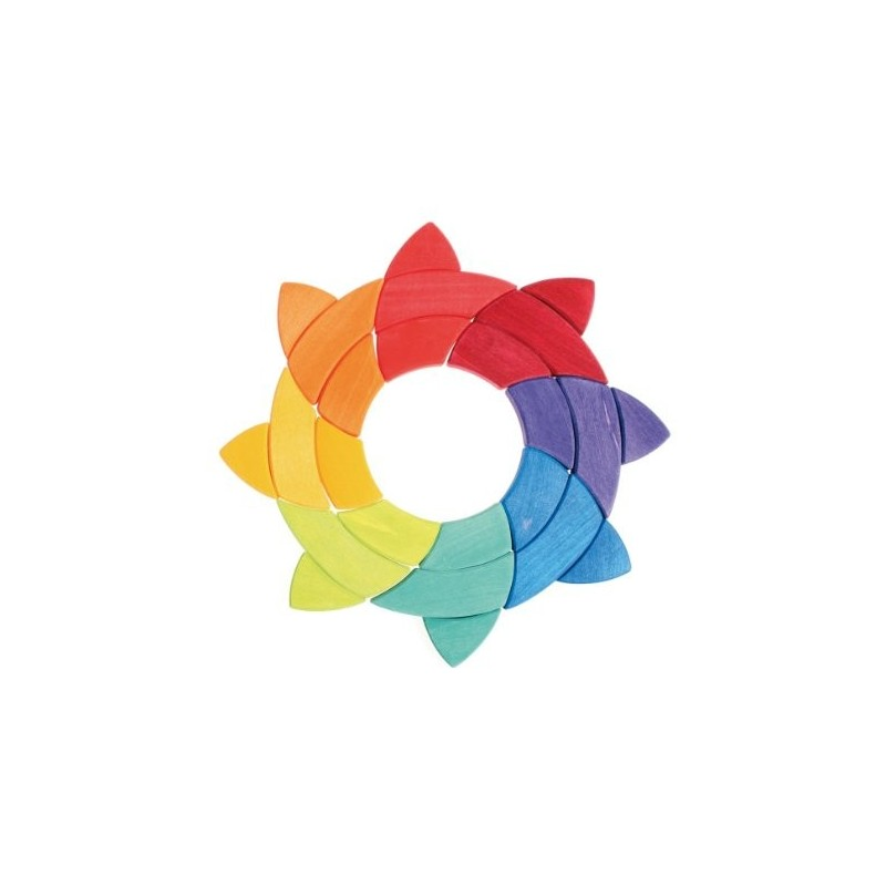 Gran puzzle Mandala Goethe
