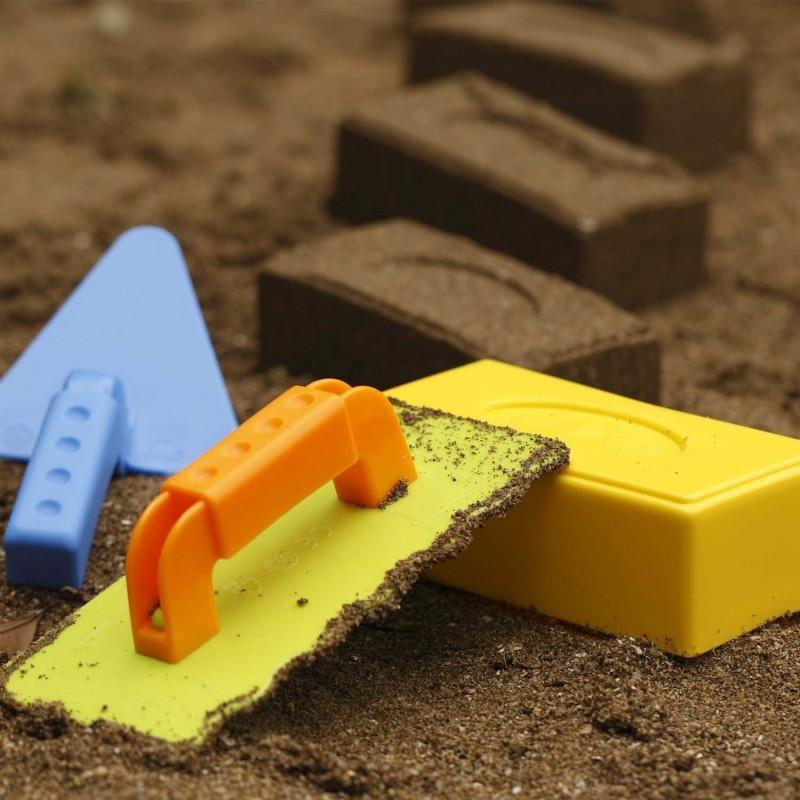 Set de construcción Playa