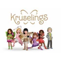 "Muñeca Joy KRUSELINGS ""Guardianes de los sueños"" Kaethe Kruse"