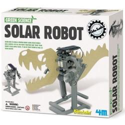 Robot Solar Dinosaurio