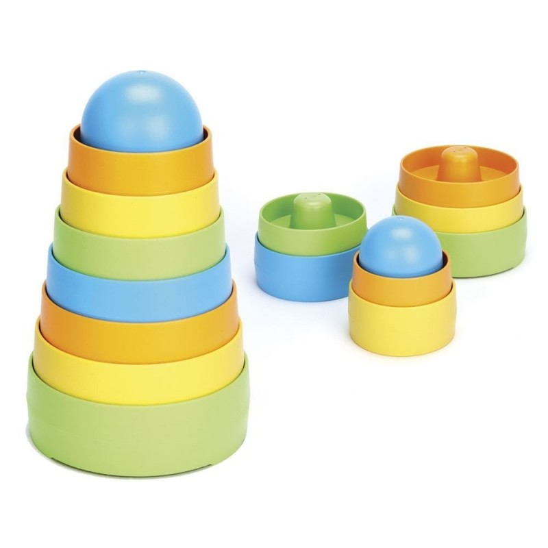 Apilable stacker Green toys