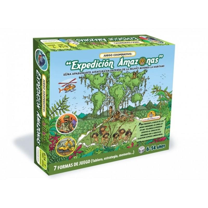 Expedición Amazonas