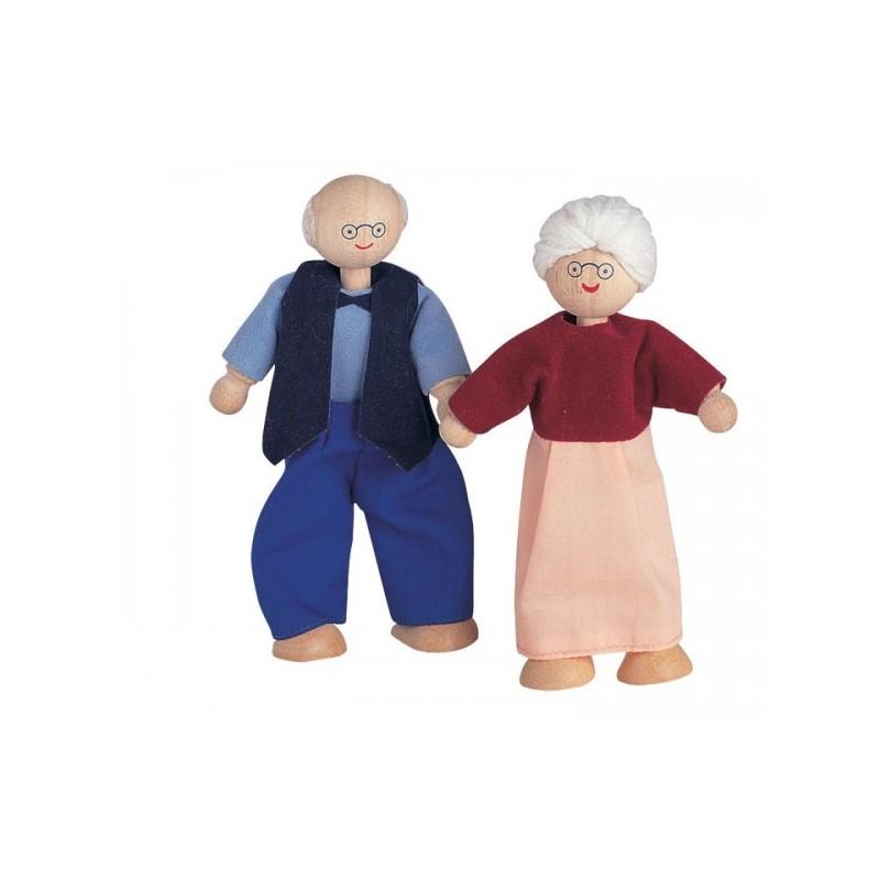 Muñeco de abuela