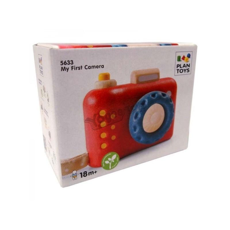 Mi primer cámara Plan toys