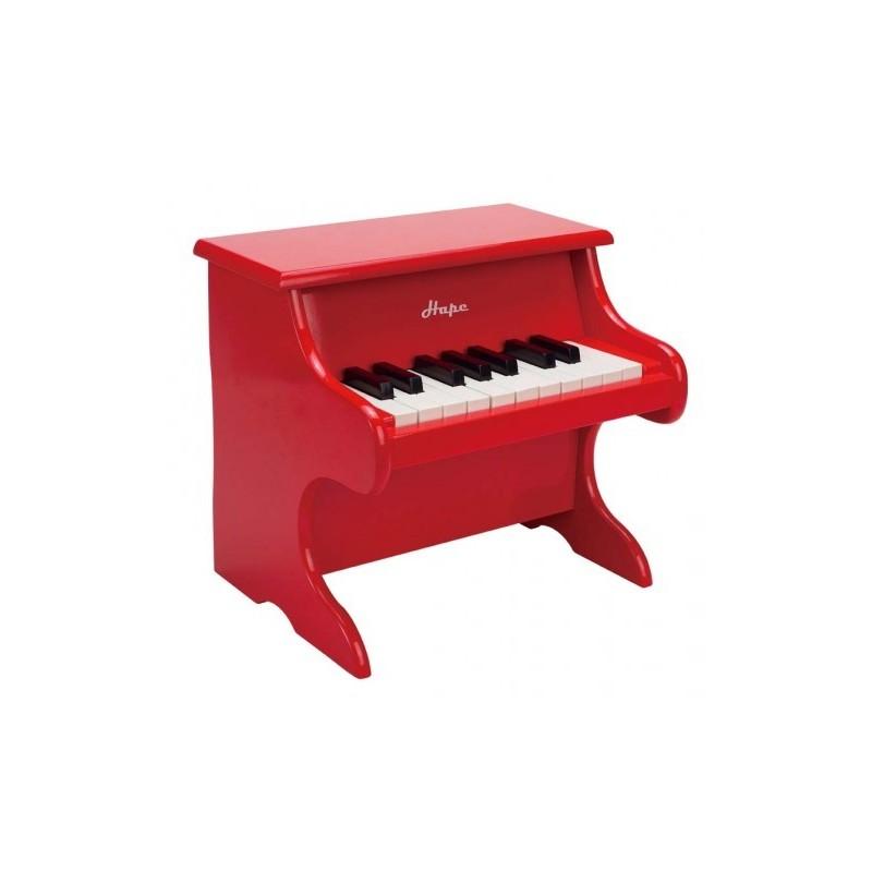 Piano Rojo Hape