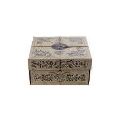 Caja de formas Eco vintage