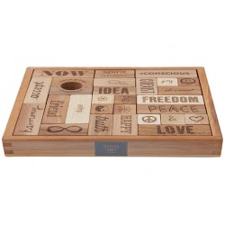 Bloques Piece & Love 29 piezas