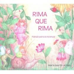 RIMA QUE RIMA. Poesía para la infancia