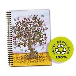 Cuaderno El árbol de los niños