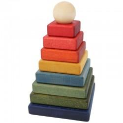 Pirámide Rainbow