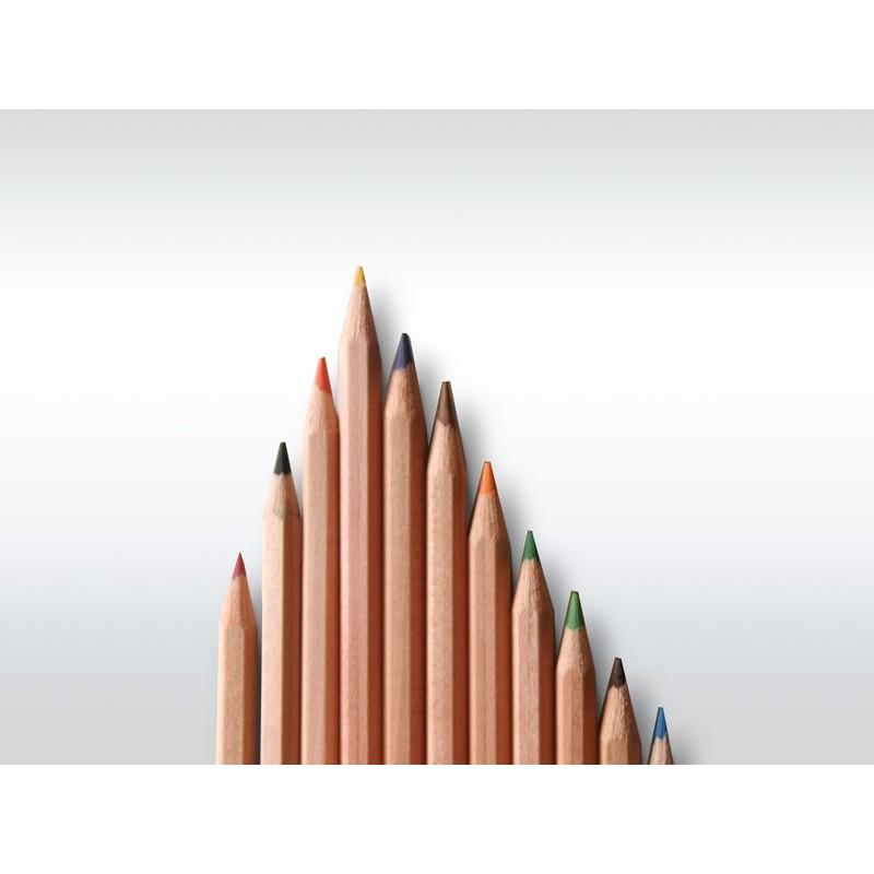 12 lápices de colores Ökonorm