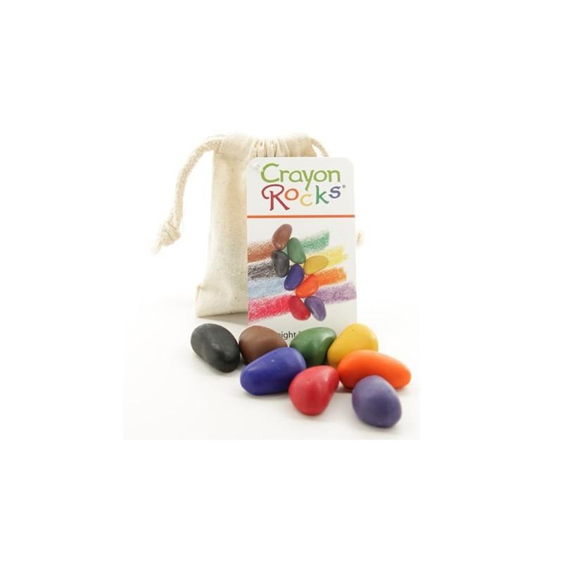 Crayon Rocks 8 colores