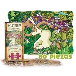 Puzzle mas cuento - Cimarrona