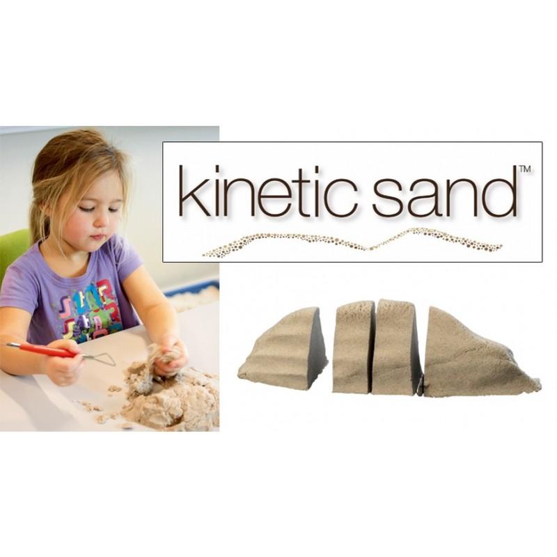Arena mágica kinetic sand 1 Kg