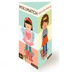 Combina tus muñecas MIX&MATCH