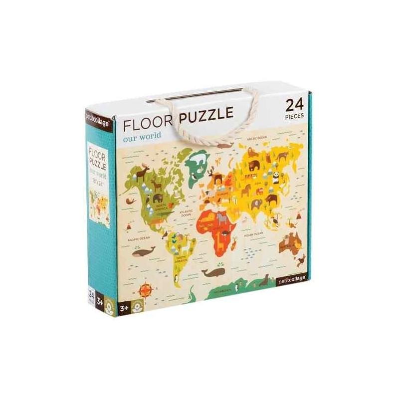 Gran puzzle nuestro mundo