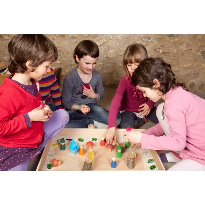 Caja de juego Grapat
