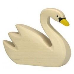 Cisne - Animal de madera