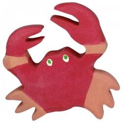 Cangrejo - Animal de madera