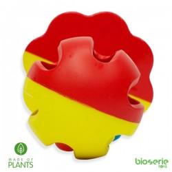 Sonajero plástico natural BIOSERIE