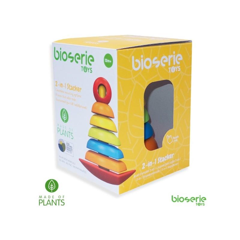 Aplilable 2 en 1 (plástico natural) BIOSERIE