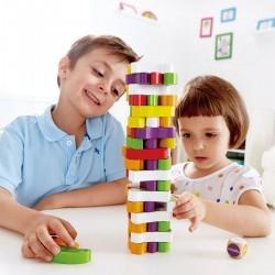 "Torre de equilibrio ""Verduras"""
