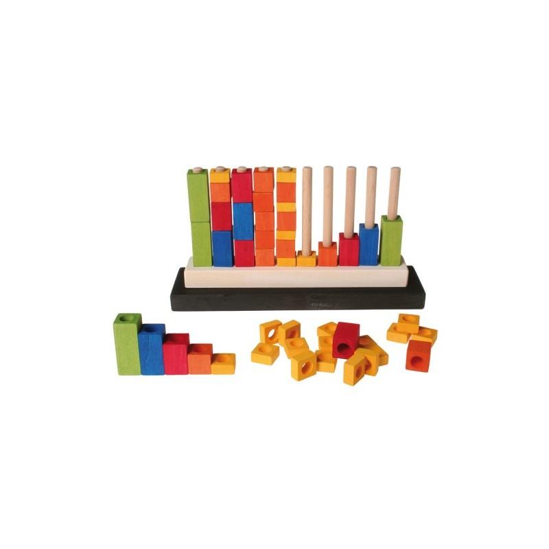 Juego apilable bloques de cálculo (2)