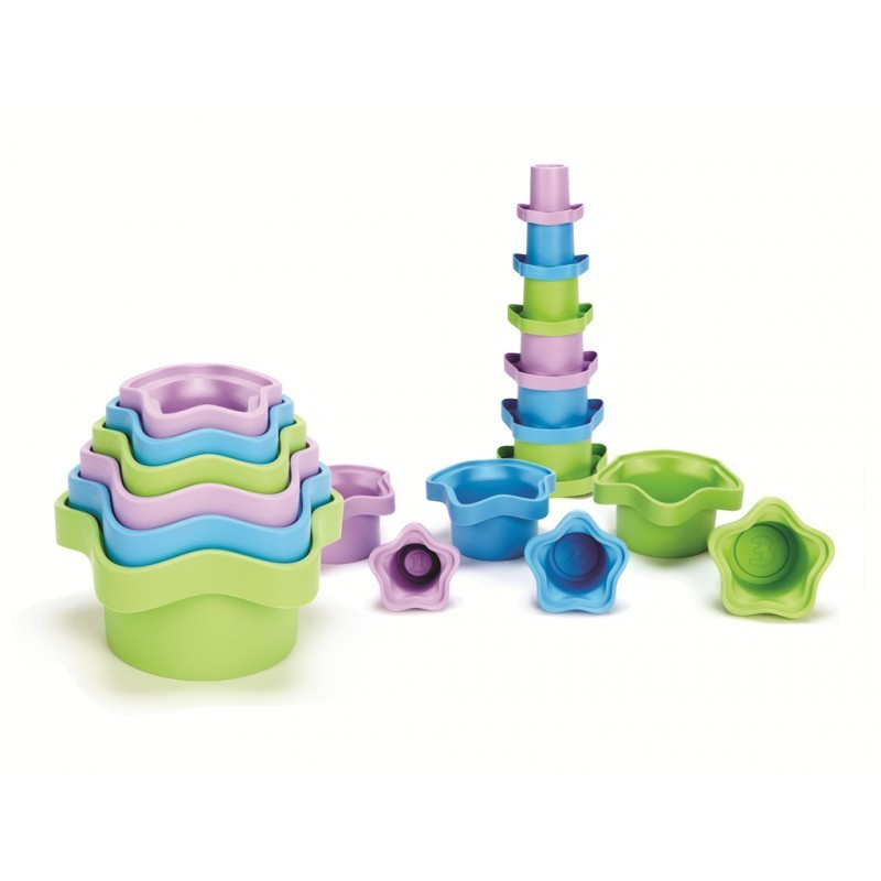 Cubos Green toys