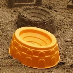 Molde para arena Coliseo Romano