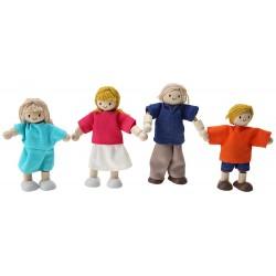 Familia de muñecos Plan toys