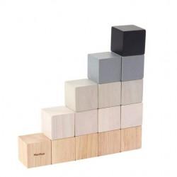 Cubos en serie Plan toys