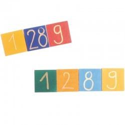 Gran juego de números Grimm´s