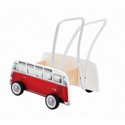 Caminador de madera Clásico Volkswagen T1