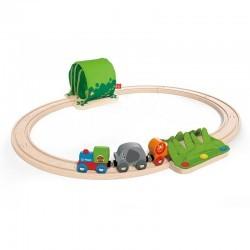 Circuito de trenes selva