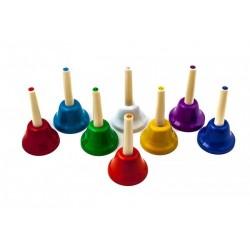 Set de campanas musicales