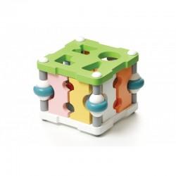 Caja de formas Cubika