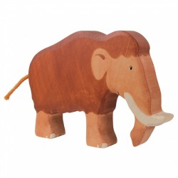 Mamut- Animal de madera