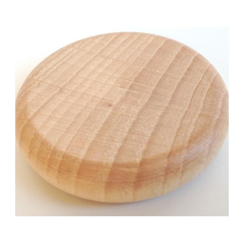 Moneda de madera