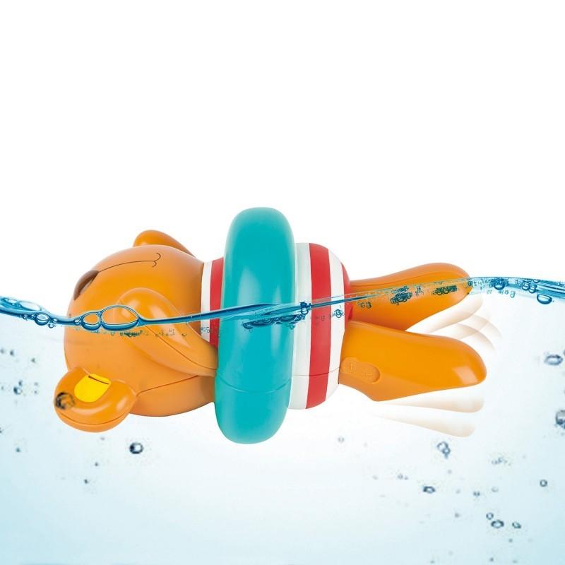 Osito nadador de cuerda