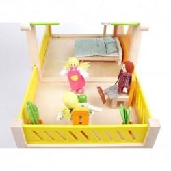 Casa de muñecas campo Hape