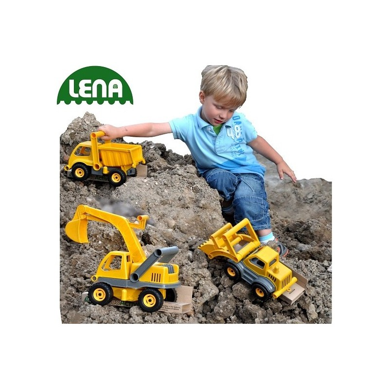ECO Actives Excavadora