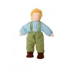 Muñeco Waldorf de Grimm´s (niño)