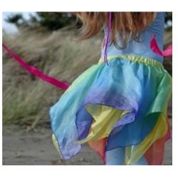 Falda arco iris