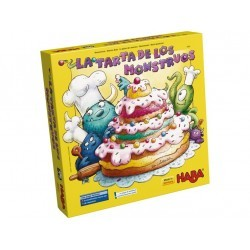 La tarta de los monstruos HABA