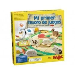 Mi primer tesoro de juegos- La gran colección de juegos HABA