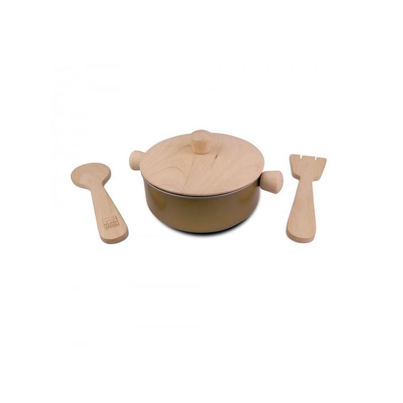 Cacharritos de cocina Plan Toys